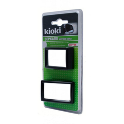 Зеркало прямоугольное CA10 (100) (2 шт. в упаковке)