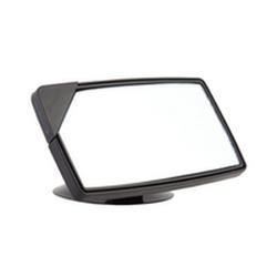 Зеркало внутрисалонное на присоске с возможностью мгновенного снятия и установки 110х55мм