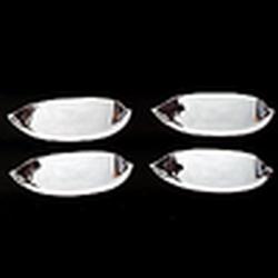 Накладки декоративные хром ВАЗ 2101-2103, 2106, Нива под ручки дверей 8445