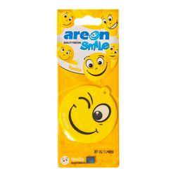 "AREON ароматизатор бумажный ""SMILE RING"" VANILLA 10/360"