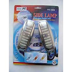 Корпус для повторителя поворотов 60 (1 lamp L=12 sm)