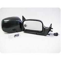 Зеркало боковое с регулировкой 3291-10 ВАЗ 2110 (черное) 2шт.