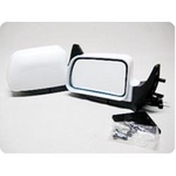 Зеркало боковое с регулировкой 3293-09 белое ВАЗ 2108-09, 2 шт.