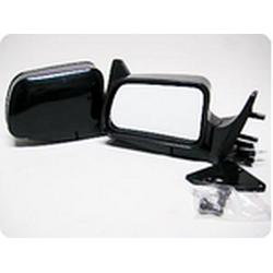 Зеркало боковое с регулировкой 3293-09 черное ВАЗ 2108-09, 2 шт.