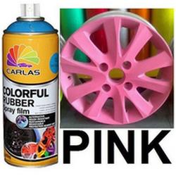 Жидкая резина Paint 400 ml розовая