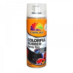 Жидкая резина Color Full Rubber Spray Film 4 Matt Black 400 ml
