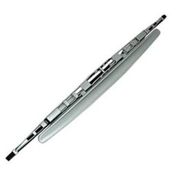 """Щетка стеклоочистителя X55E 22"""" RTR 555 с аэродинамическим спойлером серебрянным (1шт.)"""