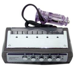 Прикуриватель MULTI SWITCH для подключения 5-ти устройств 133 серый