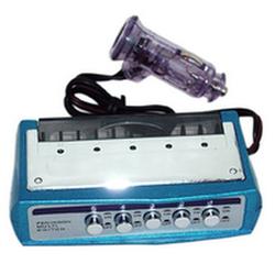 Прикуриватель MULTI SWITCH для подключения 5-ти устройств 133 синий