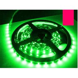 Подсветка 02 50 см зеленая лента светодиодная 12В