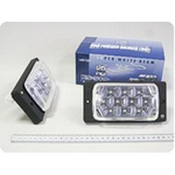 Фара противотуманная KS-519 LED (белая, на LADA 2110-2115), 2шт