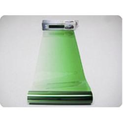 Пленка тонировочная GREEN (зеленая) на лобовое стекло с переходом 20*150см