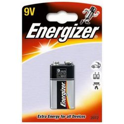 "Элемент питания Energizer Base 6LR61 BL-1 (9V) ""Крона"""
