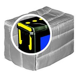 Утеплитель для аккумулятора (маленький) с креплением