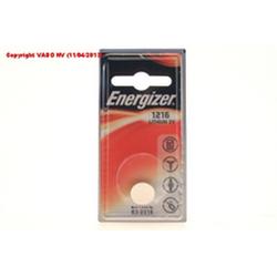 Элемент питания Energizer 1216 BL-1 (3V)