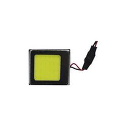 """Вставка светодиодная """"площадка"""" Matrix монолит 28x18 мм белая 18 LED 6300K 12-30В (1шт.)"""