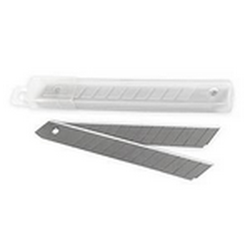 """Нож универсальный для снятия тонировки, удаления клея TM-89 """"нож"""" 38 мм выдвижной жел/сер пластмасса"""