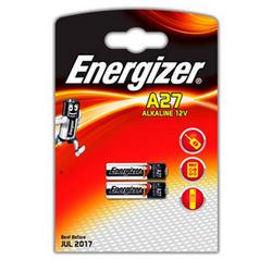 Элемент питания Energizer 27A BL-2 (12V)