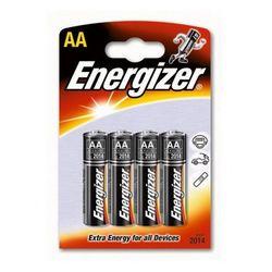 Элемент питания Energizer Base AA LR6 BL-4 (1,5V)
