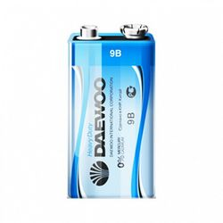 Элемент питания Daewoo New 6F22 (9V)