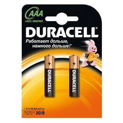 Элемент питания Duracell AAA LR03 MN2400, B2 (1,5V)