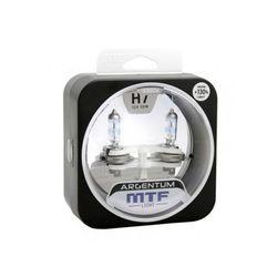 Автолампа H7 (55W) Argentum +130%  MTF (1 шт.)